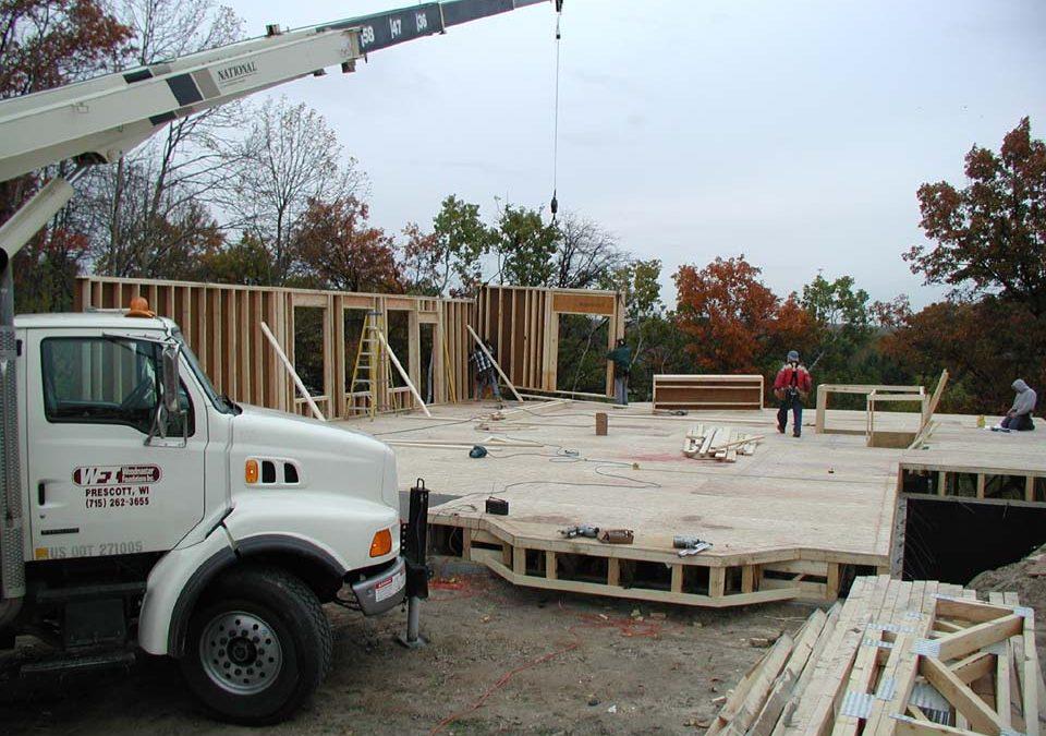 Edgebuilder Wood Foundations